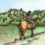 horse and castle