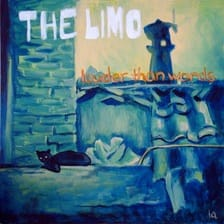 the limo louder than words album cover cat roofs