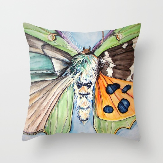 Leslie Allyn on Society6 - Pillows